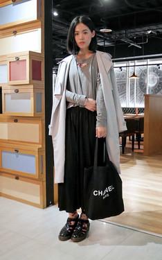 時尚穿搭:食記結合穿搭的套餐概念