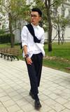 [ WAM ] 西裝寬褲的時尚穿搭