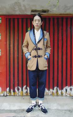 時尚穿搭:CHINESE STYLE