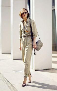 時尚穿搭:最酷莫過於穿工作服不工作