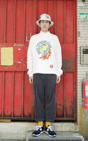 JOYRICH SWEATER的穿搭
