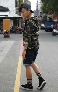 時尚穿搭:回眸一看,回歸街頭