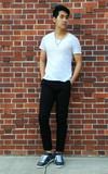 無品牌 EXO KRIS'S NECKLACE的時尚穿搭