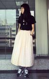 媽媽的衣櫃 長裙的時尚穿搭