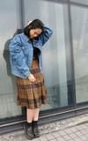 無品牌 窄版皮帶的時尚穿搭
