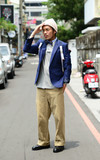 YAECA CHINO CLOTH PANTS - WIDE的時尚穿搭