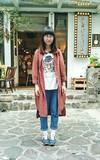 時尚穿搭:一日文青遊