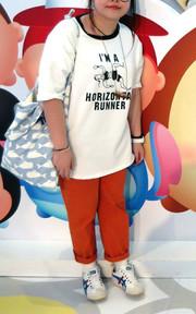 ONITSUKA TIGER 復古球鞋的時尚穿搭