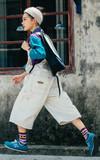 JUMPFROMPAPER 2D包包的時尚穿搭
