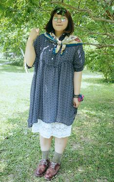 時尚穿搭:復古,是一件很可愛的事♥ PART II