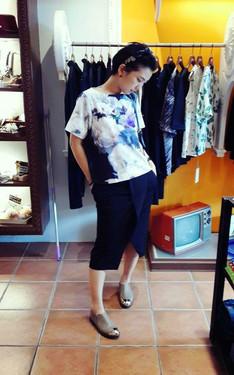 時尚穿搭:林珧 2015-05-19的搭配