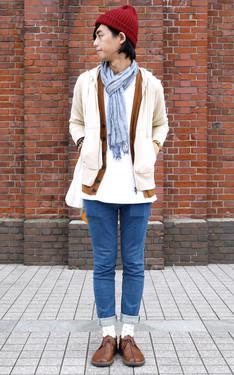 時尚穿搭:日本第六天是橫濱