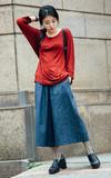 日本購入 JEANS的時尚穿搭