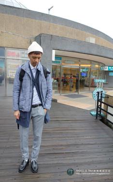 時尚穿搭:逛街
