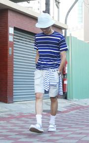 PLAIN-ME 自製商品  口袋短褲的穿搭