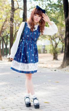 時尚穿搭:謝桃桃 2015-06-09的搭配