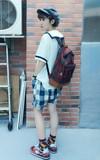 MI-PAC 後背包的時尚穿搭