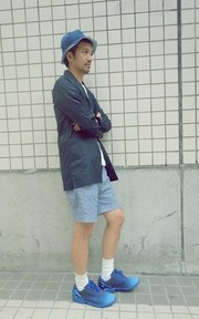 UNITED ARROWS & SONS SNEAKERS的時尚穿搭