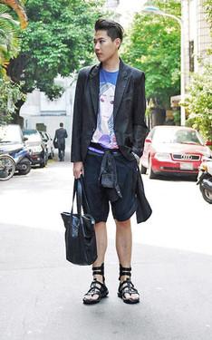 時尚穿搭:日常穿著