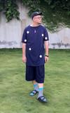 YINKE 狗狗刺繡的時尚穿搭