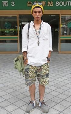 時尚穿搭:2015.07.07