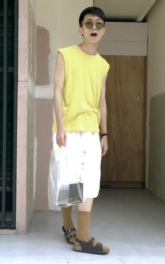 時尚穿搭:夏天就是集千萬種舒適於一身