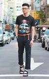 TEVA X BEAUTY & YOUTH 涼鞋的時尚穿搭
