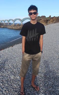 時尚穿搭:海邊
