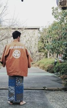 時尚穿搭:不小心路過大江戶時代