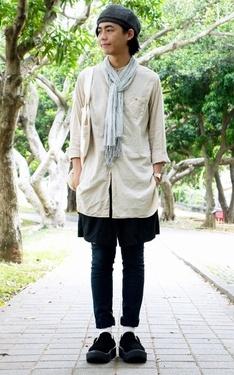 時尚穿搭:颱風