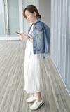TAOBAO 七分雪紡打折寬褲的時尚穿搭