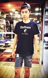 RELEON (限量未發售)RELEON CLASSIC LOGO T-SHIRT的時尚穿搭