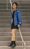 K-WAY 防雨夾克的時尚穿搭