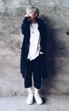 時尚穿搭:休閒街頭風