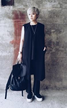 時尚穿搭:簡約時尚