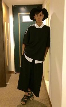 時尚穿搭:大家都說很像牧師