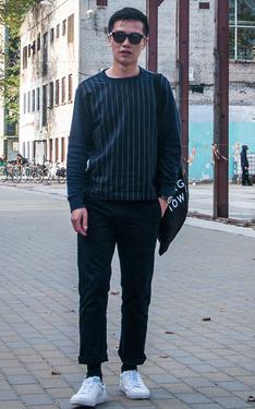 時尚穿搭:092715 - Tallinn, Estonia
