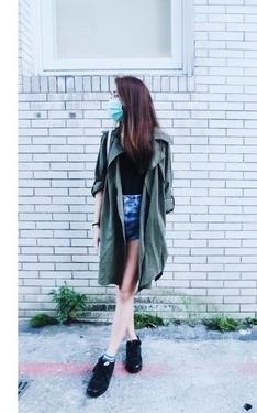 時尚穿搭:簡單休閒
