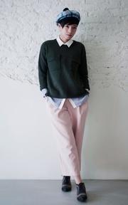 ASOS 寬褲的時尚穿搭