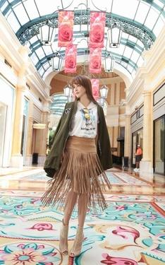 時尚穿搭:流蘇的華麗回歸