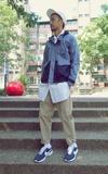 PLAIN-ME 機能外套的時尚穿搭