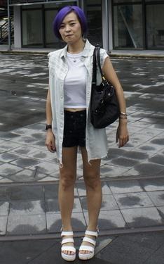 時尚穿搭:戶外休閒
