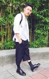 時尚穿搭:School Boy 002