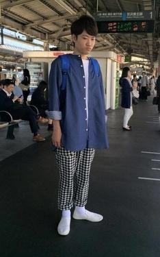 時尚穿搭: Kyo 先生 2015-11-10的搭配