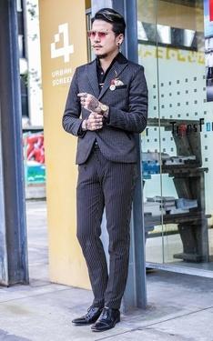 時尚穿搭:Rick的飾品奇幻旅程