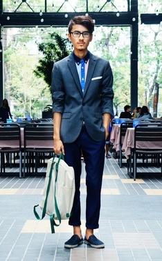 時尚穿搭:有台南菜康永漢高雄酥永康的一天