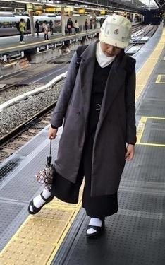 時尚穿搭:迷失tokyo