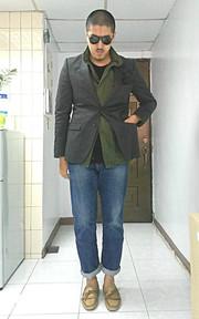 SALVATORE FERRAGAMO 休閒鞋的時尚穿搭