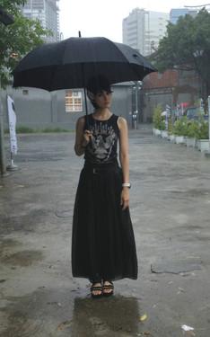 時尚穿搭:Xu Yin 2013-09-19的搭配