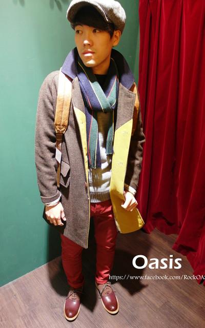 適合OASIS服飾的穿搭